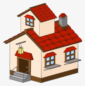 House clipart no background free images - ClipartAndScrap