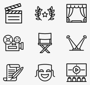 Movie Theater Icon Png Images Transparent Movie Theater Icon Image Download Pngitem