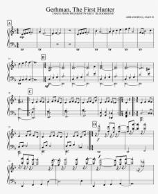 Hunter X Hunter Departure Violin Sheet Music Hd Png Download Transparent Png Image Pngitem