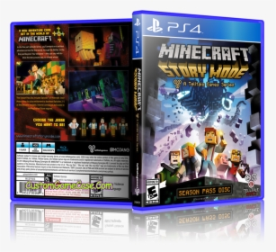 Minecraft Story Mode Minecraft Story Mode Season 2 Cover Ps4 Hd