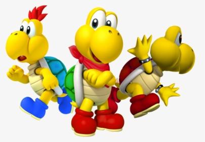 Free Super Mario Bros Movie Koopa Troopa Koopa And Shy Guy Hd