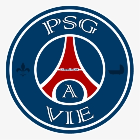 Psg A Vie Hd Png Download Transparent Png Image Pngitem