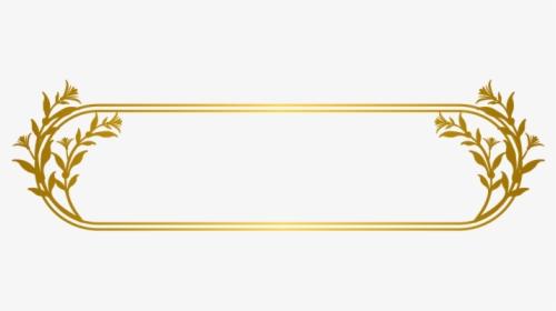 اطارات ثيمات ذهبي فارغة Hd Png Download Transparent Png Image Pngitem