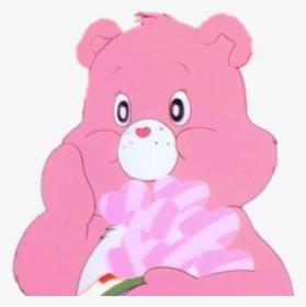 carebears carebear pink kawaii pinkkawaii aestheticpink aesthetic cute care bear hd png download transparent png image pngitem carebears carebear pink kawaii