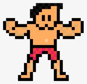 Smoke Man Megaman Pixel Art Facile Donuts Hd Png Download