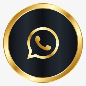 Whatsapp Gold Icon Hd Png Download Transparent Png Image Pngitem