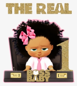 Bossbaby Png Freetoedit African American Boss Baby Girl