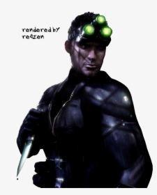 Splinter Cell Chaos Theory Png Download Sam Fisher Chaos