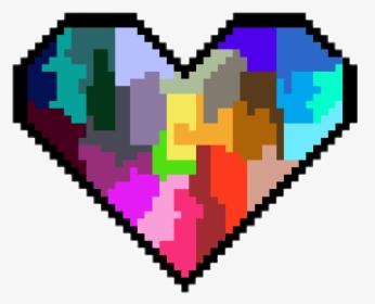 Pixel Heart Png Images Transparent Pixel Heart Image
