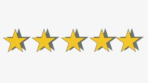 Yellow Star Png Star Rating Gif Transparent Png Download