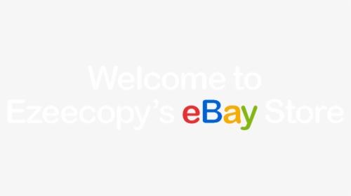 Ebay Logo Png Images Transparent Ebay Logo Image Download Pngitem