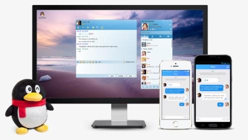 Qq International App Review Presentation Call Button Qq Hd Png Download Transparent Png Image Pngitem