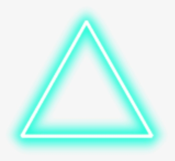 Teal Turquoise Neon Triangle Border Png Freetoedit Playstation Triangle Square Circle X Transparent Png Transparent Png Image Pngitem