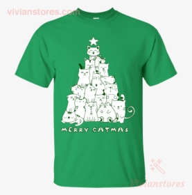 Cat Team Fortress 2 Overwatch T Shirt Black Mammal Christmas Day Hd Png Download Transparent Png Image Pngitem