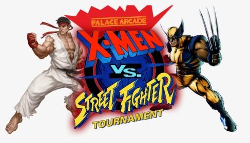 Transparent Vs Street Fighter Png X Men Vs Street Fighter Png