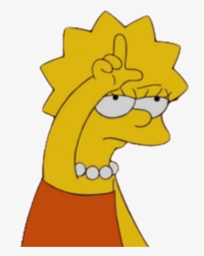 Loser Lisa And Simpsons Image Lisa Simpson Meme Drawing Hd