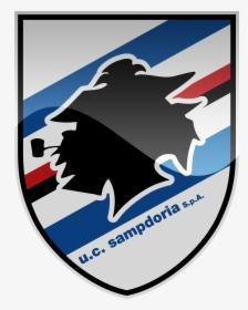 Afbeeldingsresultaat voor sampdoria logo small