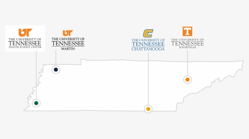 ut martin campus map Statewide Campus Map University Of Tennessee Campuses Hd Png ut martin campus map