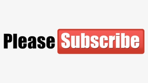 Youtube Subscribe Button Download Transparent Png Image
