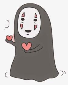 Spiritedaway Totoro Totorolove Noface Animation Transparent Spirited Away Soot Sprites Hd Png Download Transparent Png Image Pngitem