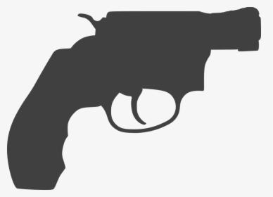 Gun Firearm Revolver Gun Gun Clip Art Desenho Arma De Fogo Hd