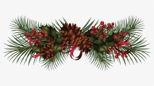 Christmas Garland Wreath Clip Art Christmas Wreath Clip Art Hd Png Download Transparent Png Image Pngitem