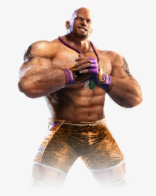 Marduk Tekken Mobile Alt Colors Tekken 7 Fahkumram Art Hd Png Download Transparent Png Image Pngitem