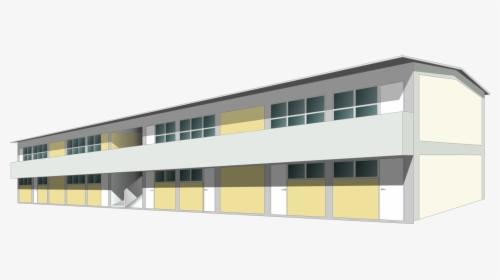 Schoolhouse School Education Building Learn Gambar Animasi Bangunan Sekolah Hd Png Download Transparent Png Image Pngitem