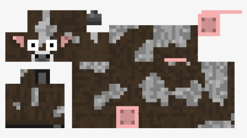 Cow Minecraft Skin Layout Png Jerusalem House Mob Skin In Minecraft Transparent Png Transparent Png Image Pngitem