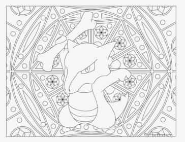 Coloring page Pokémon Alola Forms : Alolan Sandslash 4 | 280x364