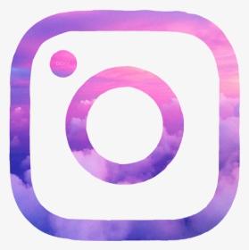 Instagram Aesthetic Logo Pink Purple Aesthetic Tumblr Instagram Logo Hd Png Download Transparent Png Image Pngitem