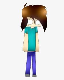 Minecraft Steve Png Surprised Herobrine Thejacobsurgenor Cartoon