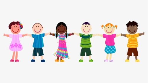 Children Holding Hands Png - Kids Holding Hand Png, Transparent ...
