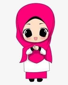 Gambar Kartun Muslimah Warna Ungu Keren Gasebo Wallpaper Hijab Cartoon Hd Png Download Transparent Png Image Pngitem