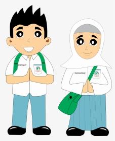 Gambar Toga Wisuda Kartun Anak Muslim Png Download Muslim Graduation Cartoon Transparent Png Transparent Png Image Pngitem