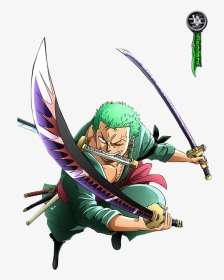 Roronoa Zoro One Piece Jolly Roger Zoro Hd Png Download Transparent Png Image Pngitem