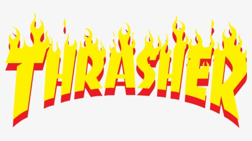Thrasher T Shirt Roblox Hd Png Download Transparent Png Image