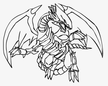 Red Eyes Black Dragon Yu Gi Oh Figure Hd Png Download Transparent Png Image Pngitem