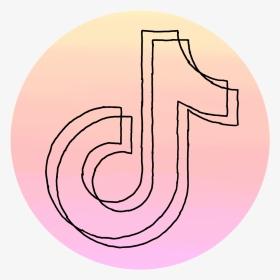 Tik Tok Png Clipart Logo Tiktok Png Transparent Png Transparent Png Image Pngitem