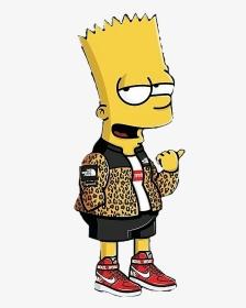 Bartsimpson Bart Supreme Supremebart Simpsons Supreme