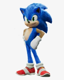 Sonic The Hedgehog Movie Render Hd Png Download Transparent Png