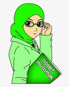 Top Gambar Kartun Muslimah Berkacamata Top Gambar Stiker Bonek Bonita Hd Png Download Transparent Png Image Pngitem