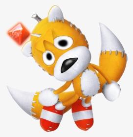 Sonic R Tails Doll Hd Png Download Transparent Png Image Pngitem