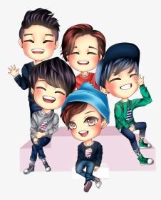 521 5216504 winner kpop chibi hd png download