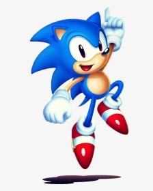 Gangster Sonic Png Svg Free Library Classic Sonic The Hedgehog Sega Transparent Png Transparent Png Image Pngitem