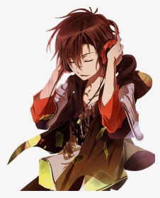 Download Cute Anime Guy With Brown Hair Images