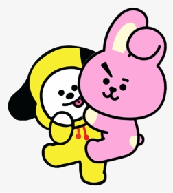 537 5373223 cooky chimmy bt21 bts kpop characters love cute