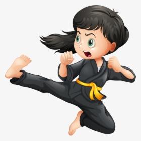 Taekwondo, Martial Arts, Karate, Kick, Drawing, Cartoon, Gesture, Finger  transparent background PNG clipart | HiClipart