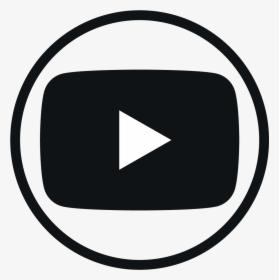 Facebook icon black round
