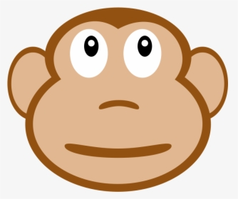 The Best Monkey Face Cartoon Png PNG